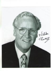 Nicholas Parsons from Dr Who and Sale of the century